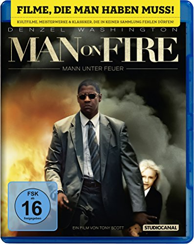 Man on Fire - Mann unter Feuer [Blu-ray] (Ray Blu Sound City)