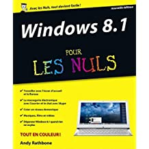 Windows 8.1 Update 1 Pour les Nuls (French Edition)