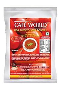 CAFE WORLD Tomato Soup Premix, 1Kg