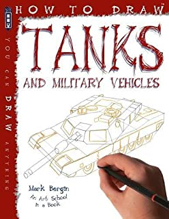 How to Draw Tanks and Military Vehicles (1909645117) | Amazon price tracker / tracking, Amazon price history charts, Amazon price watches, Amazon price drop alerts