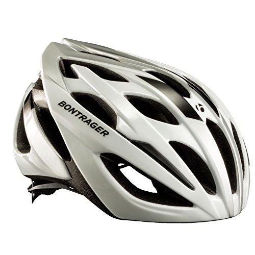 Bontrager Starvos Rennrad Fahrrad Helm weiß 2018: Größe: XL (60-66cm)