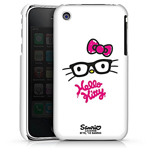 DeinDesign Premium Case kompatibel mit Apple iPhone 3Gs Hülle Handyhülle Hello Kitty Merchandise Fanartikel Kawaii