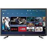 Shinco 80 cm (32 Inches) HD Ready Smart LED TV SO32AS (Black) (2019 model)