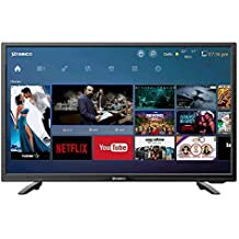 Shinco 80 cm (32 Inches) HD Ready Smart LED TV SO32AS (Black) (2019 model)