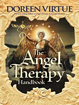 The Angel Therapy Handbook by [Virtue, Doreen]