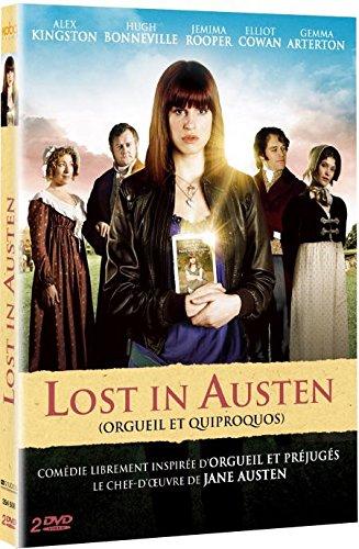 lost-in-austen-orgueil-et-quiproquos-edizione-francia