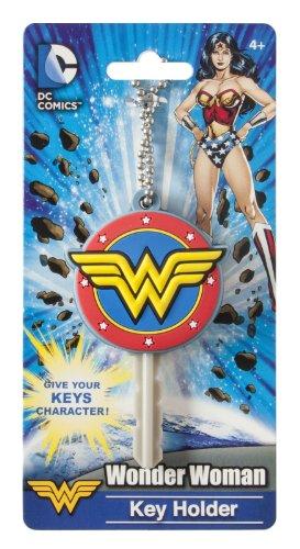 DC Wonder Woman Logo Soft Touch - Soporte para Llaves de PVC