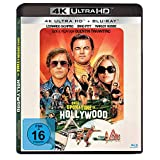 Once Upon A Time In... Hollywood (UHD) [Blu-ray]