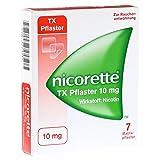 NICORETTE TX Pflaster 10 mg 7 St Pflaster transdermal