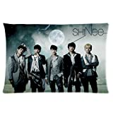 Generic Personalized Shinee Cool Guy Band Design Sold By Too Amazing Rectangle Pillowcase 24x16 inches (one side)
