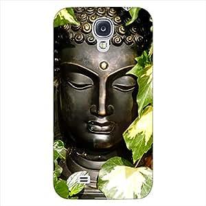 Printman Gautam Buddha Buddhism Back Cover For Samsung Galaxy S4 I9500 - P63024
