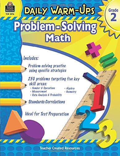 Daily Warm-Ups: Problem Solving Math Grade 2: Problem Solving Math Grade 2 (Daily Warm-Ups: Word Problems)