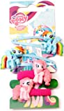My Little Pony Hair Clips and Bobbles Set