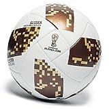 Adidas, World Cup 2018 - Balón de fútbol para niños de 2 a 8 años, talla 3