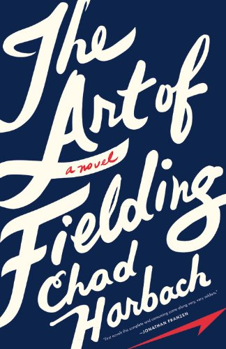 Book cover for The Art of Fielding