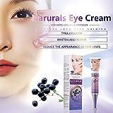 Yiwa donne trucco nero Nespola rassodante occhio crema anti-invecchiamento rimuovere occhiaie idratante anti rughe degli occhi creme per la cura della pelle