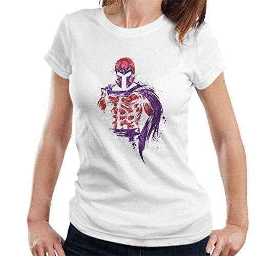X Men Magnetic Warrior Magneto Women's T-Shirt
