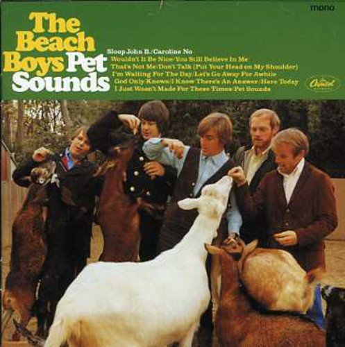 The Beach Boys: Pet Sounds (Audio CD)