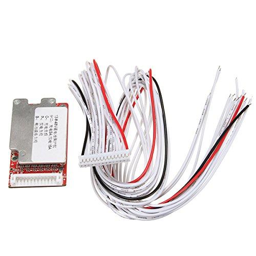 Ils - 48V 13S 15A-45A 20x 3.6V/3.7V/4.2V Lithium-Ionen Li-Ionen Li-Po Batterie Schutz-Board BMS PCB Lipo Li-ionen