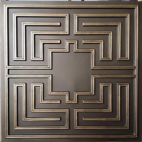 carreau-de-plafond-classique-laiton-vieilli-motif-estampe-decoration-murale-panneaux-pl25-lot-de-10-