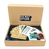 Secret Hitler Kickstarter Edition Board Game President Chancellor Card Christmas Halloween Gift Outdoor Games Playing Cards