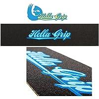 Hella Patinete de Grip Tape Classic 558mm x 127mm Blue IceBox