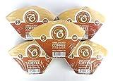 EDESIA ESPRESS - 500 filtri caffè americano in carta non sbiancata - forma a cono - misura 2