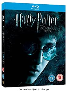Harry Potter and the Half-Blood Prince [Blu-ray] [2009] [Region Free]