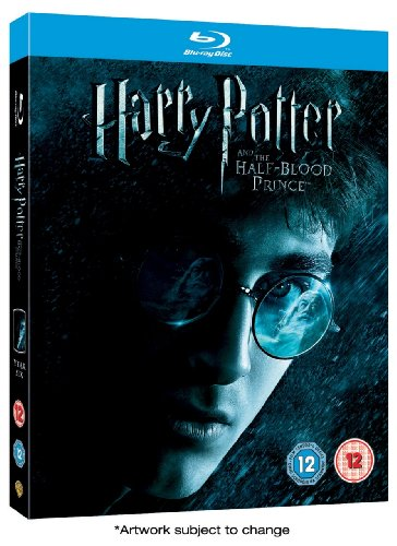 Click for larger image of Harry Potter and the Half-Blood Prince [Blu-ray] [2009] [Region Free]