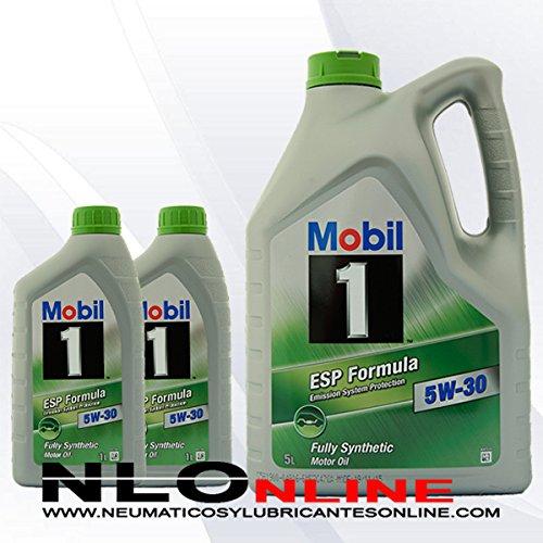 mobil-1-esp-formula-151060-5w30-olio-motore-completamente-sintetico-7-litri-1x5-lt-2x1-lt