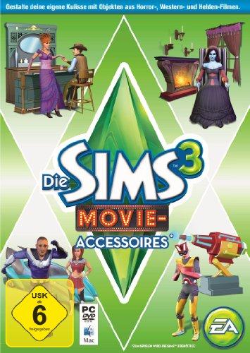 Die Sims 3: Movie - Accessoires (Viktorianische Kleider Günstig)