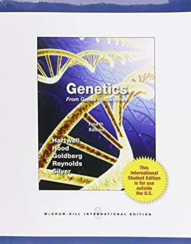 Genetics: From Genes to Genomes with Connect Plus 1 Semester Access Card by Leland Hartwell (2010-08-01)