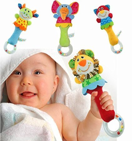 value-makers-4pcs-handbell-baby-jouets-modele-animal-main-bells-beau-jouet-de-developpement-poignee-