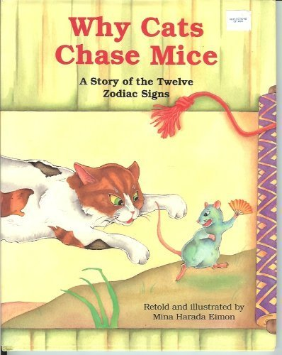 Why Cats Chase Mice Japanese Fairy Tales Unnumbered