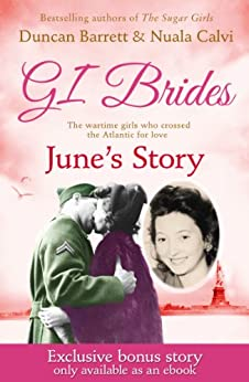 GI BRIDES - June's Story: Exclusive Bonus Ebook by [Barrett, Duncan, Calvi]