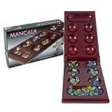 Aquamarine Games–Mancala, Geschicklichkeitsspiel (compudid fd100445)