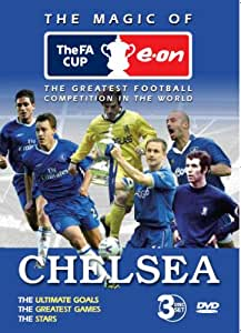 Chelsea - The Magic Of The FA Cup [DVD]