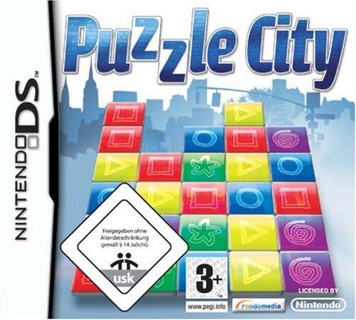 Die Für Polizei-spiele Wii (Puzzle City DS)
