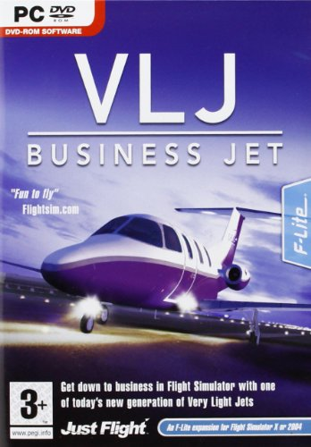 FS 2004/FSX -  VLJ Business Jet Expansion Pack for (Add On) [UK Import]