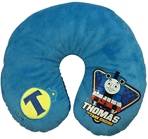 Price comparison product image Thomas the Tank 2728/TRTP Reversible Travel Pillow/ Plush