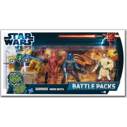 Star Wars Geonosis Arena Battle Pack