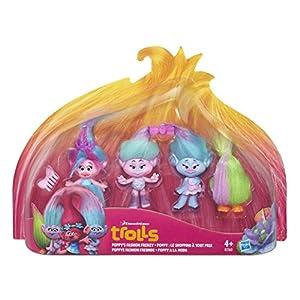 TROLLS B7363EL3 DreamWorks Poppy - Juego de Accesorios de Moda