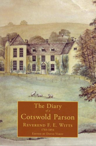 The Diary of a Cotswold Parson