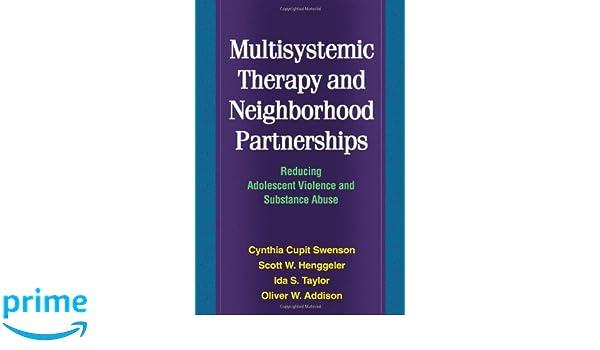 Multisystemic Therapy and Neighborhood Partnerships: Amazon ...