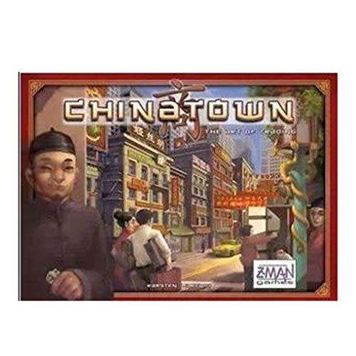 Topker Lustige China Town Brettspiel Parent-Child Interactive Tischspiele Spielzeug Party Card Games Kinder Lern