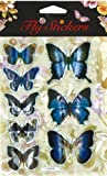 3D Butterfly Fly Stickers , Art & Craft, Card Making, Very pretty - Assorted Designs/Colours