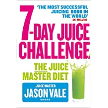 7-Day Juice Challenge: The Juice Master Diet
