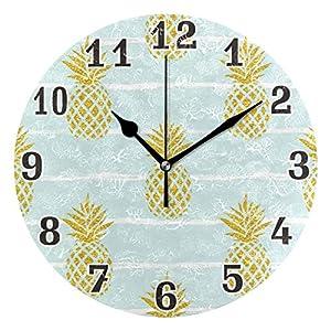 Funnyy Reloj de pared redondo