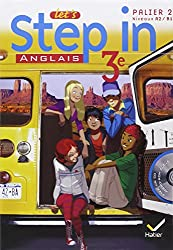 Let's Step in Anglais 3e Palier 2 Niveaux A2/B1 (1CD audio)