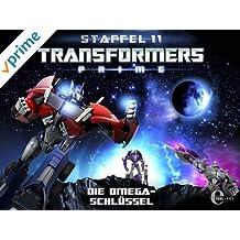 Transformers: Prime, Die Omega-Schlüssel, Staffel 11